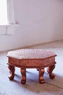 That Boho Chick: Furniture