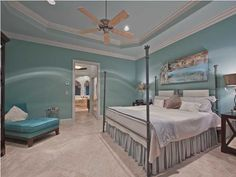 soothing bedroom colors | ... bedroom paint color they liked best. Here are a few remarks I received
