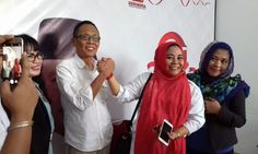 Kader Perempuan Pendaftar Pertama Gerindra Makassar