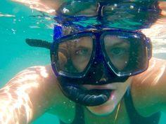 Snorkeling at Ang Thong Marine Park Snorkel Mask, Scuba Girl, Snorkeling, Scuba Diving, Masks, Swimming, Female, Girls, Women