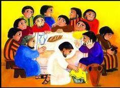 Jueves Santo, amor de Jesús