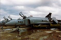 To aviation enthusiasts, RAF Wattisham was at the centre of the UK's F-4 Phantom force until the type's retirement in 1992. Description from photos-albums.com. I searched for this on bing.com/images