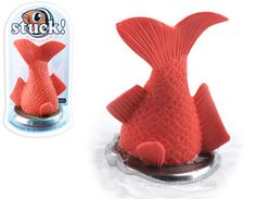 Stuck! Goldfish Bath Plug and more Creative Gift Ideas at Perpetual Kid. Having a bath can be such a relaxing treat when you're in the mood, but let's face it,