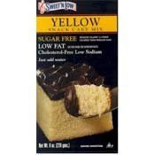 Sweet N Low Yellow Cake Mix * Want additional info? Click on the image.