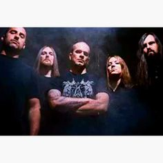 All that remains. Awesome band!