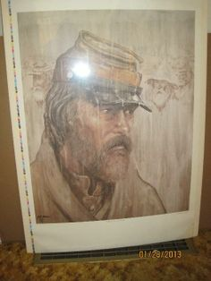 Found on EstateSales.NET: Love this drawing of my dad