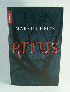 #Ritusvon #Markus #Heitz #Taschenbuch #Roman #Buch #eBay #Deutschland