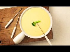 Cheese Recipes - How to Make Cheese Fondue - YouTube