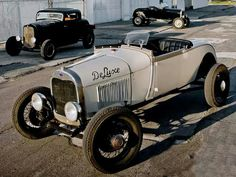 1928 Ford Roadster Hot Rod - This is how it all started