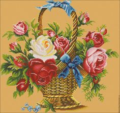 Monalisa cross stitch Full of love Cute Embroidery, Embroidery Patterns Free, Crewel Embroidery, Cross Stitch Embroidery, Cross Stitch Fruit, Cross Stitch Heart, Cross Stitch Flowers, Cross Stitch Designs, Cross Stitch Patterns