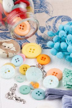 You can make your own craft supplies at home, using ordinary household items presently sitting on your kitchen shelves collecting dust! Here are a few recipes to get you started.