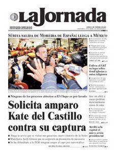 EL NUEVO CONTRATO DEL SME: JOSE ANTONIO ALMAZAN...Portada de 2016/02/04. Seleccione para ir a esta edición.