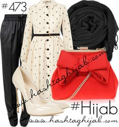 Hashtag Hijab Outfit #473