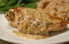 Κοτόπουλο με δενδρολίβανο