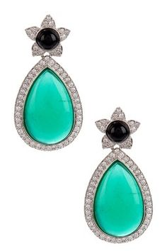 Jolie Star Drop Earrings