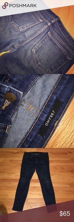 J BRAND JEANS ⭐ Minimal wear dark wash straight leg #18 J Brand Jeans Straight Leg