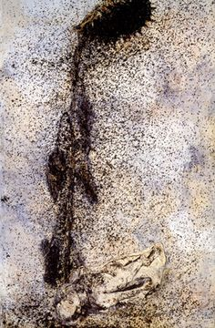 Anselm Kiefer (b Germany) au Louvre Anselm Kiefer, Texture Art, Texture Painting, Louvre, A Level Art, Inspirational Artwork, Figure Painting, Flower Art, Contemporary Art