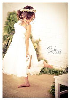先日のお客様 *たづちゃん*|Coffret photography staff blog