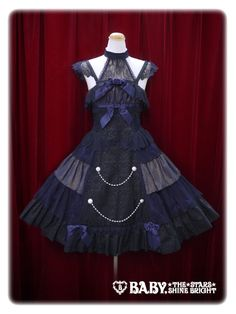 Alice and the Pirates Lady of the Camellias jumper skirtⅡ