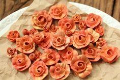 Royal Icing Roses | Flickr - Photo Sharing!