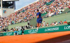 Jo-Wili Into Roland Garros 4th rd! 5/30/14