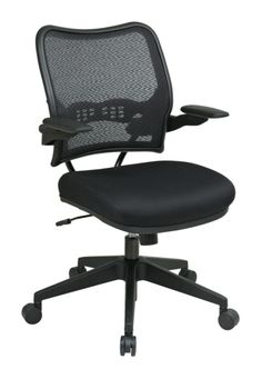Office Star Deluxe Latte AirGrid® Seat and Back Chair with Padded Cantilever Arms (Latte Air Grid Seat & Back Chair w Cantilever Arms), Tan, OSP Home Furnishings Black Cushions, Seat Cushions, Drafting Chair, Office Star, Mesh Office Chair, Office Chairs, Conference Chairs, Office Seating, Mesh Screen