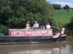 Braunston Historic Narrowboat Rally 2005 by Robert Silverwood, via Flickr