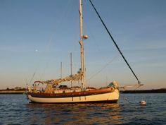 1991 Bristol Channel Cutter Sam L. Morse Sail Boat For Sale -