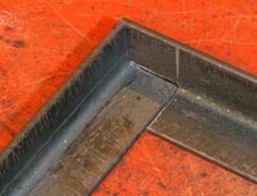 Coping Steel Corners - NewMetalworker.com - How-To's