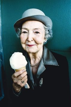 What should we call you when you get old and wrinkled? GLADYS