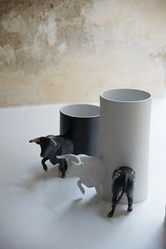 Minotaures - Vista Alegre E Sacha Walckhoff