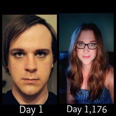 Male To Female Transgender, Transgender Model, Transgender People, Mtf Before And After, Transgender Before And After, Male To Female Transition, Mtf Transition, Trans Mtf, Male To Female Transformation