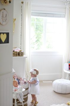 Bright bohemian nursery   Michele Sarah Photography   100 Layer Cakelet