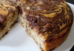 Συνταγή: Λαχταριστό κέικ με μπανάνα και σοκολάτα (Πετρετζίκης) « Συνταγές με κέφι