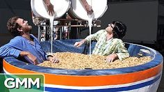 Good Mythical Morning - YouTube The Gregory Brothers, The Back Up Plan, Blue Microphones, Good Mythical Morning, Bowl Of Cereal, Moving Pictures, Laughing So Hard, I Laughed, Humor