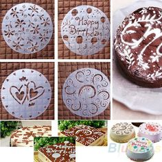 4pcs-Round-Cake-Fondant-Flour-Sugar-Cutter-Flower-Heart-Mold-Mould-DIY-BF4U