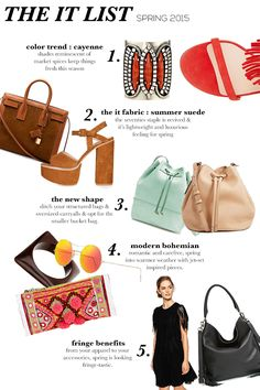 Naina Singla - fashion stylist and style expert - Blog - Spring 2015 Top Fashion  Trends 237fd8907ad20