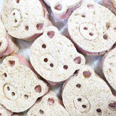 "579 Likes, 74 Comments - Urban Palate (@urbanpalatela) on Instagram: ""🐷🐷🐷 (black forest ham, brie, apricot mostarda). #bcxharajukulovers #sandwich #food #kawaii #art…"""