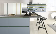 New M_22 collection, download here: http://issuu.com/meson_s/docs/mesons_m_22  #kitchen #design #madeinitaly