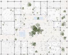 sou fujimoto serpentine pavilion plan - Google Search