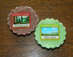 Summer Camp | Yankee Candle - (Mixology: Mountain Lodge + Green Grass)
