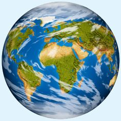 The Earth, A Living Planet - The Religion of Islam