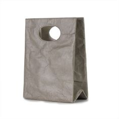 If you have been making use of those undependable and lifeless brown paper bags to carry your lunch to work or school, you will marvel at this Fluf Tyvek Lunch Bag. Why, you may ask? Simply, this dura