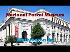 National Postal Museum Washington DC - Summer 2015