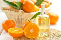 It's time to relax. Orange fregrance relaxation oil to make autumn afternoons pleasant - a unique product by Craft'n'Beauty via en.dawanda.com