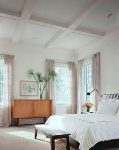 Sawyer | Berson Architects; Residence on Hook Pond (Renovation of a 1950's property); East Hampton, New York.