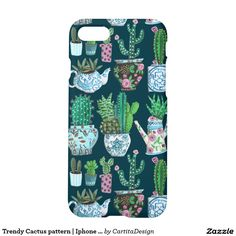 Purchase a new Girly case for your iPhone! Shop through thousands of designs for the iPhone iPhone 11 Pro, iPhone 11 Pro Max and all the previous models! Cactus, Watercolor Plants, Valentines Gifts For Her, Mobile Cases, New Phones, Other Accessories, Iphone Case Covers, Note Cards, Apple Iphone