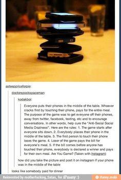 Sweet phone idea