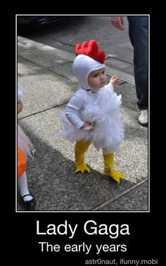 Cute Halloween costume for a toddler
