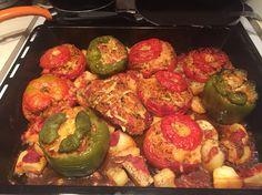 My Greek traditional recipe .
